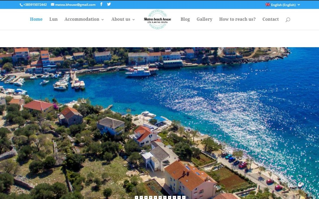 We present you with our new website!